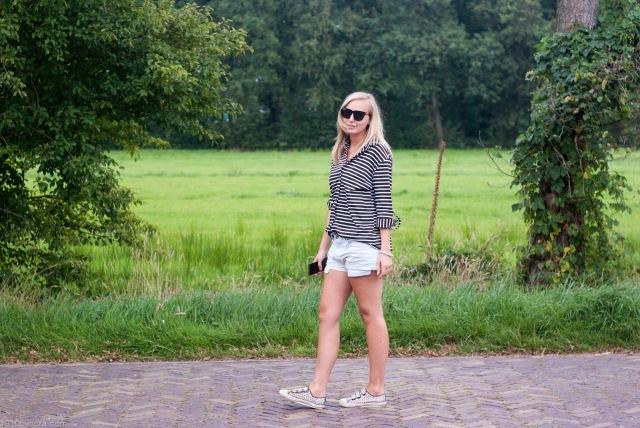 Smile, Summeroutfit, Fashionblogger, Levi's