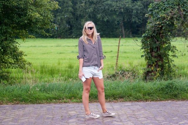 Fashionblogger, Annora Klappe, Vans, Look