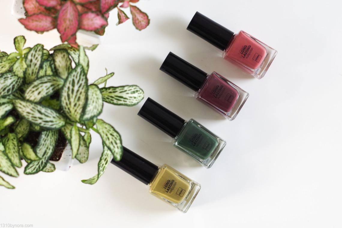 Hema long lasting nail polish review