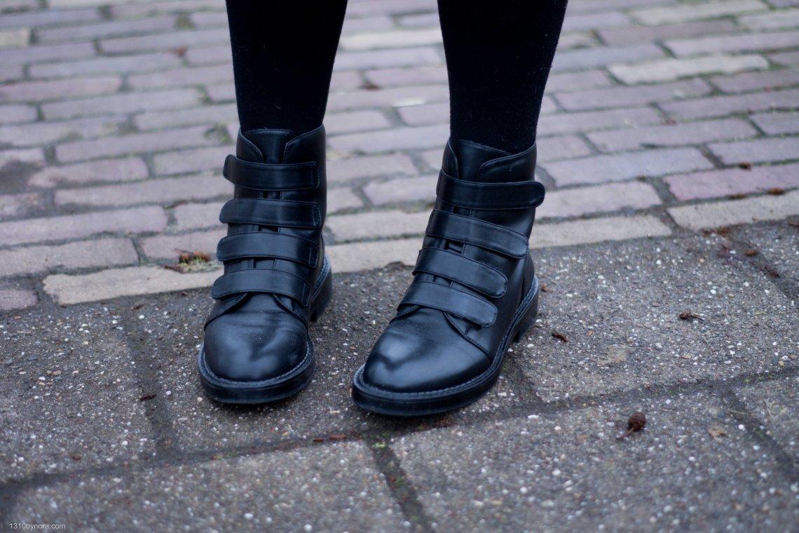 black boots, Even&odd, zalando, style