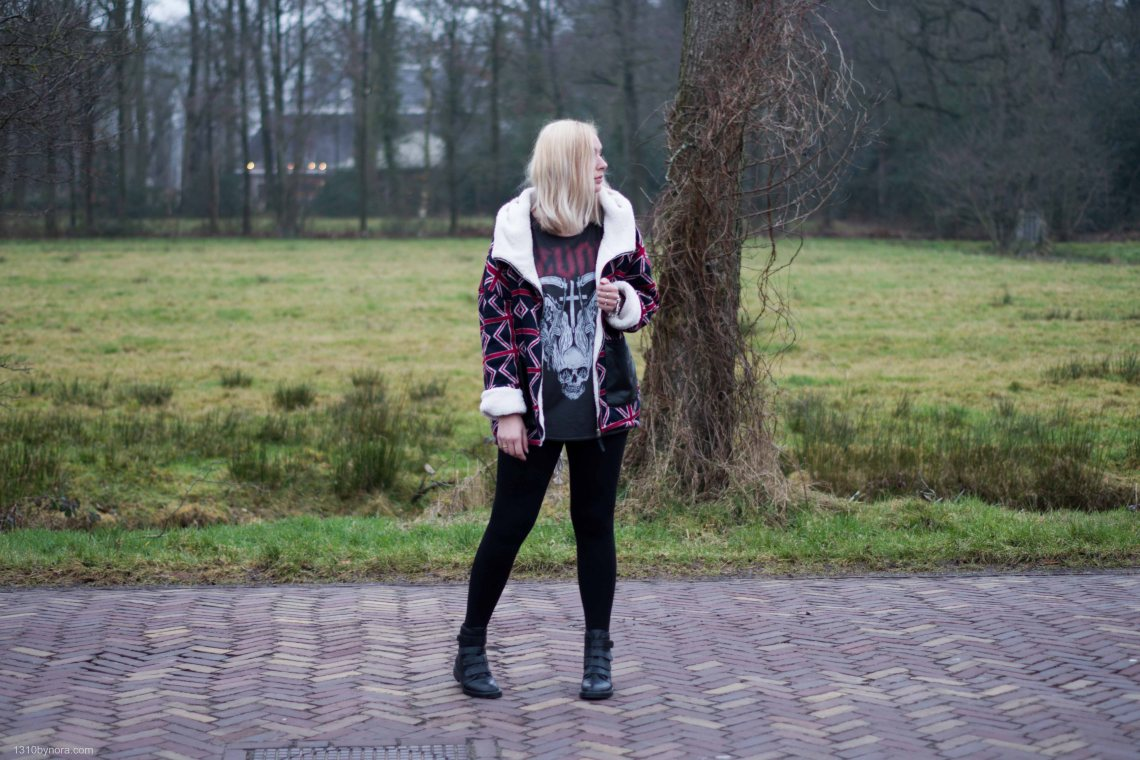 Outfit, black boots, style, 1310bynora