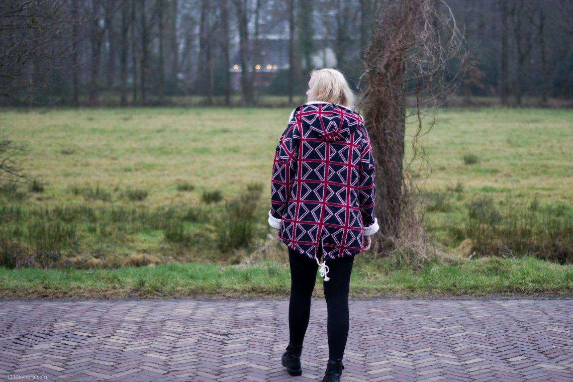 black leggings, oversized coat, style, 1310bynora,