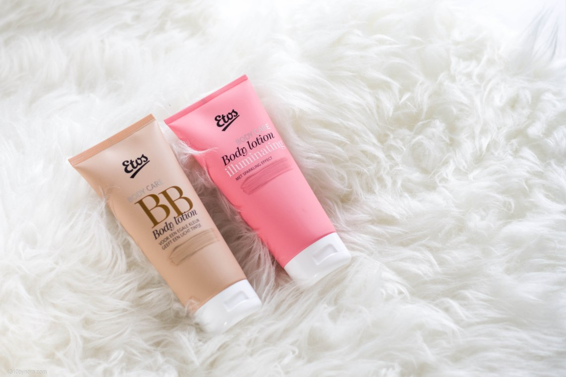 Beauty review  Etos BB body lotion & Etos Illuminating body lotion!