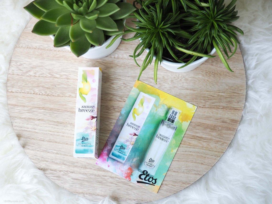 beauty, etosfriends, etos sunny breeze parfum